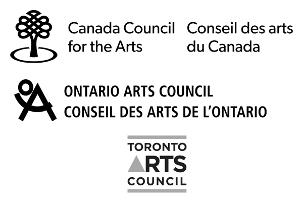Arts Council Acknowledgement